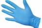 Перчатки нитриловые, голубые, KLEVER, размер XS, 100 шт.