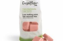 Горячий воск Depilflax - Розовый